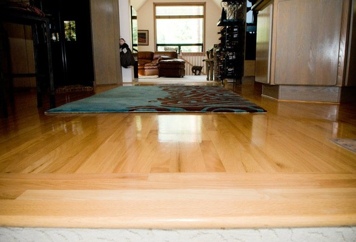 Tahoe wood floor