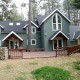 Tahoe City exterior painting